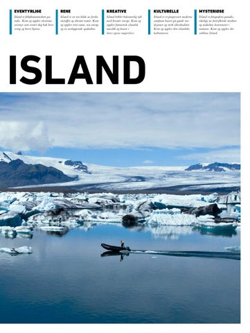 ee329e98 Promote Iceland brochure / norsk by Íslandsstofa / Promote Iceland ...