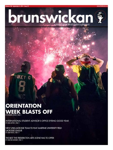Issue 01 Vol 148 The Brunswickan By Brunswickan Publishing Inc Issuu