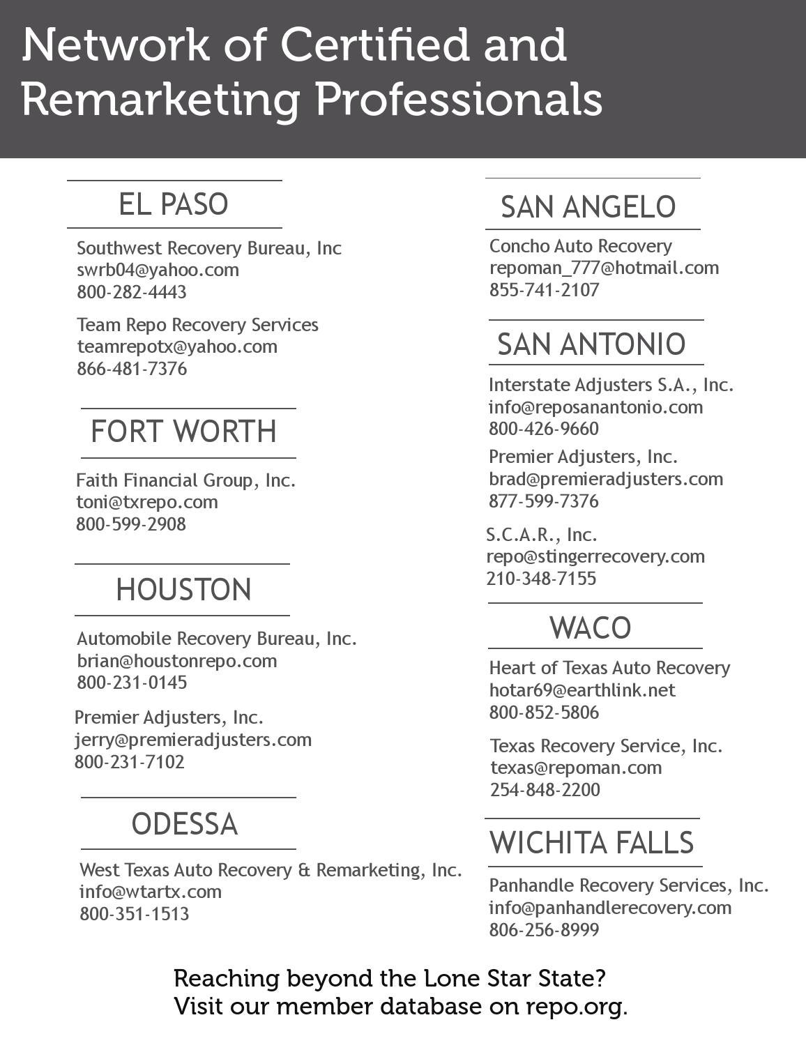 texas dealer september 2014 by texas independent auto dealers
