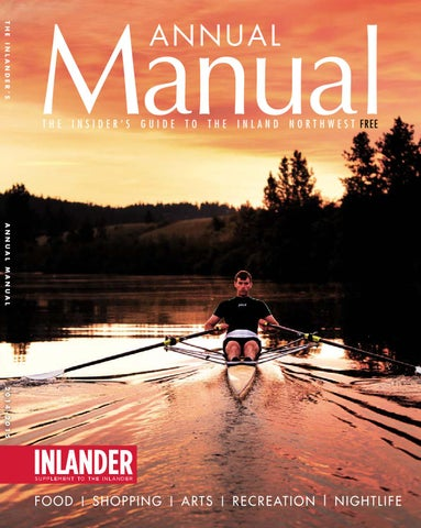 67fe7eec589 Annual Manual 2014 by The Inlander - issuu