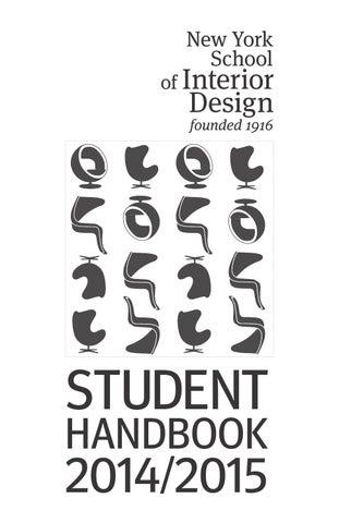 Student Handbook 2014 2015
