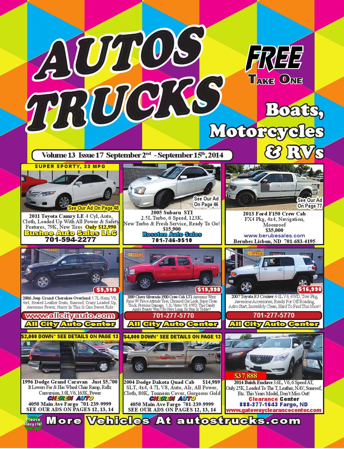 Autos Trucks 13 17 By Issuu 0 Dodge Dakota Custom Fit Vehicle Wiring Tow Ready