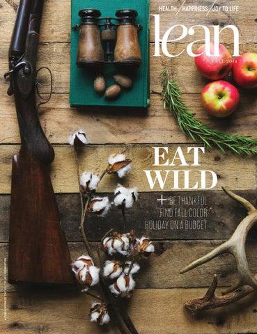 85390971e96 LEAN Magazine-Fall 2014 by Joy to Life Magazine - issuu