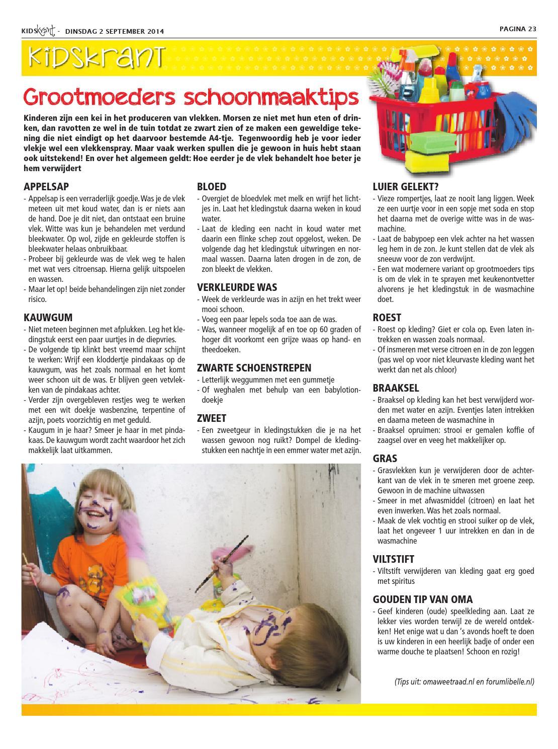 Weekblad Gilze En Rijen 03 09 2014
