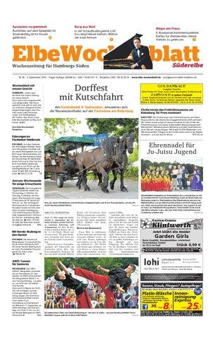 Süderelbe Kw36 2014 By Elbe Wochenblatt Verlagsgesellschaft Mbh Co