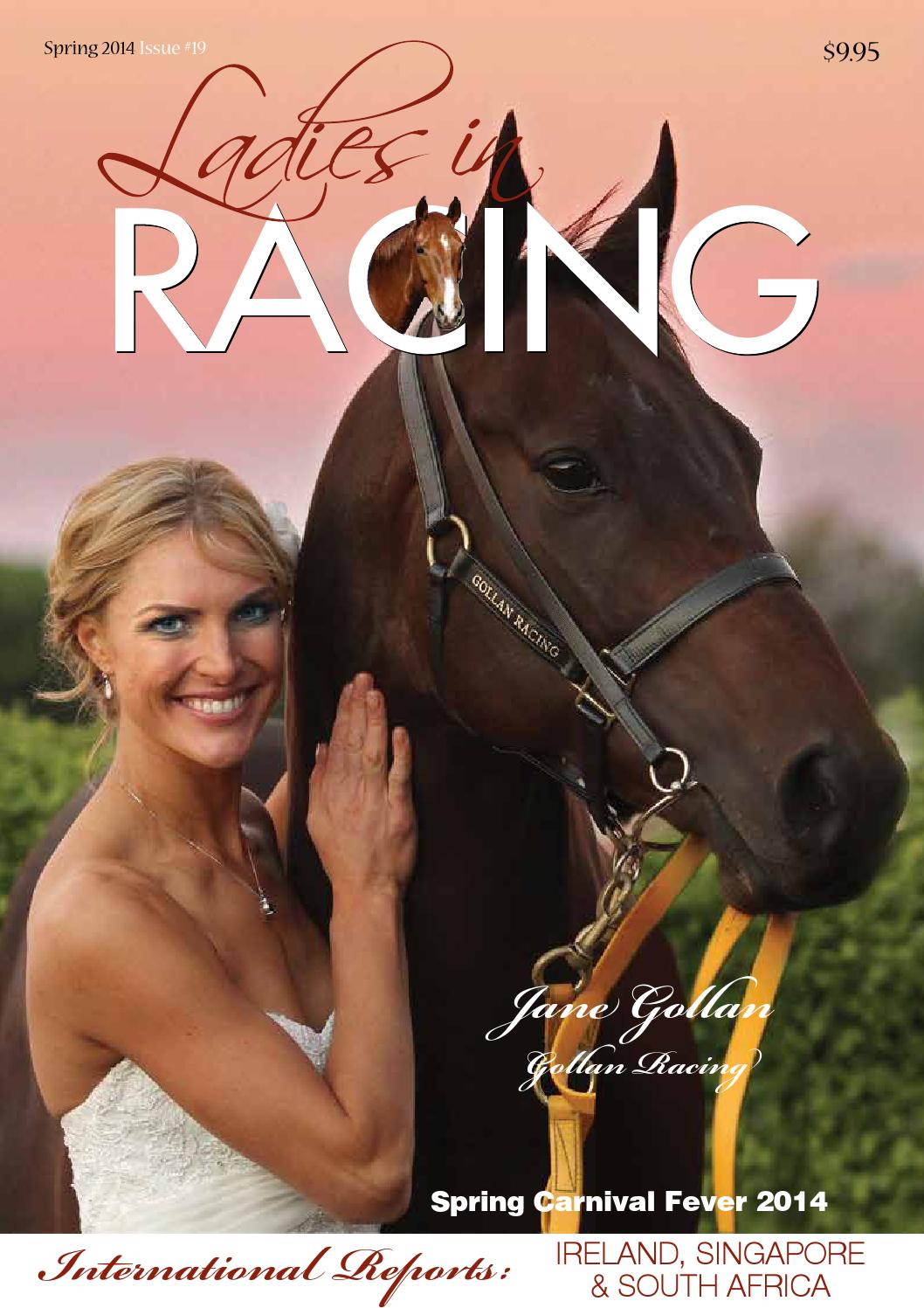 Ladies in RACING Spring 2014 Issue 19 by Ladies in SPORT ... 41e0fbf4a600