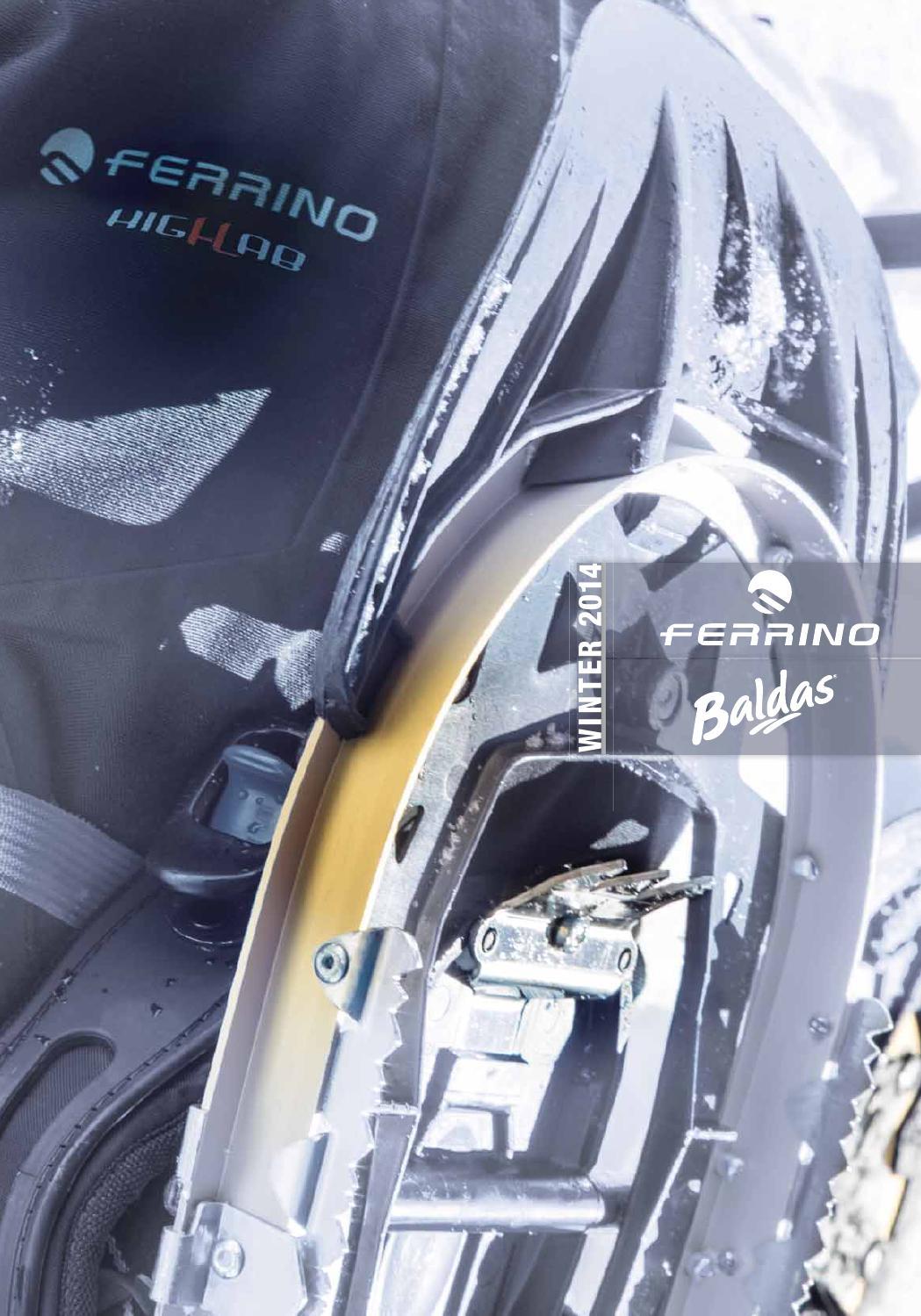 Ferrino - Catalogue Winter 2014.15 by MountainBlogIT - issuu 00cd2cc02a8f