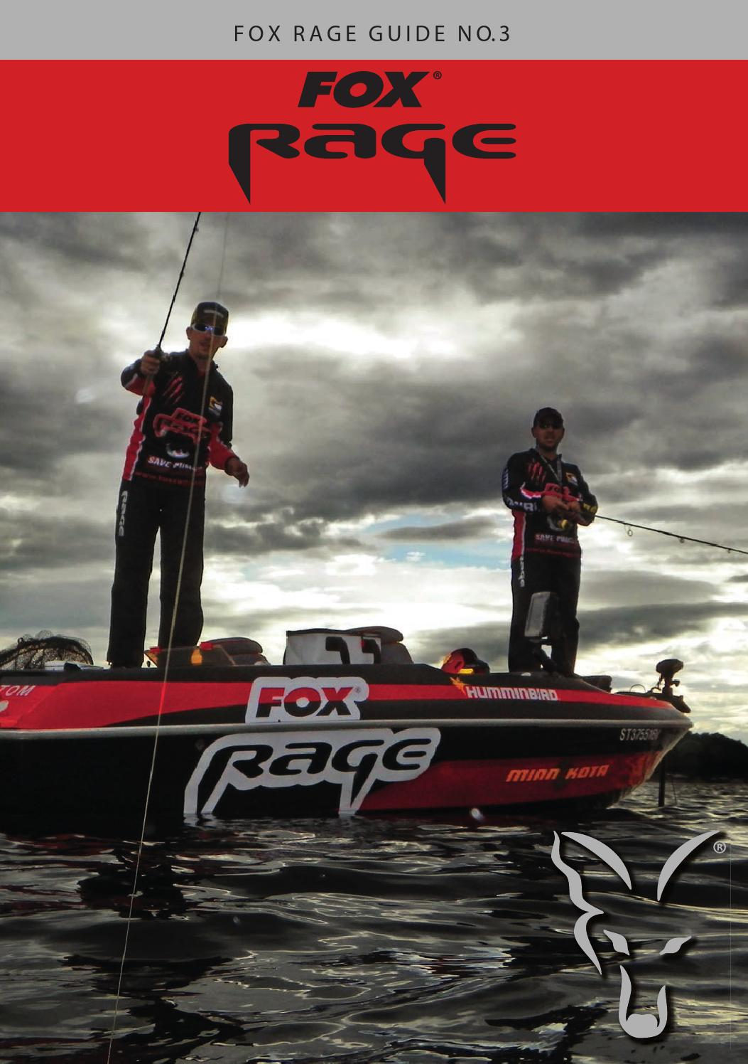 Fox Rage 49 Strand Double Stingers 18kg 13//6cm Gr 1//2