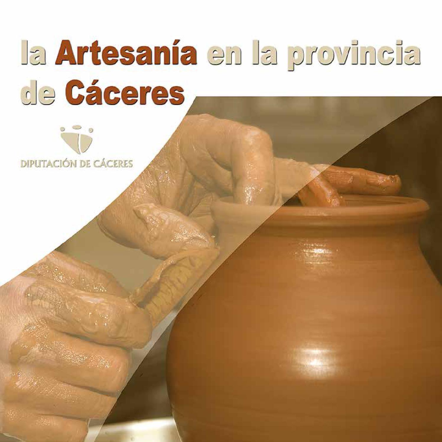 Centros de artesan a en la provincia de c ceres by for Oficina de turismo de caceres