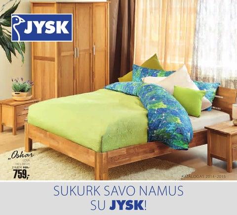 Jysk Furniture Catalogue 2014 2015 Lithuania By Jysk Issuu