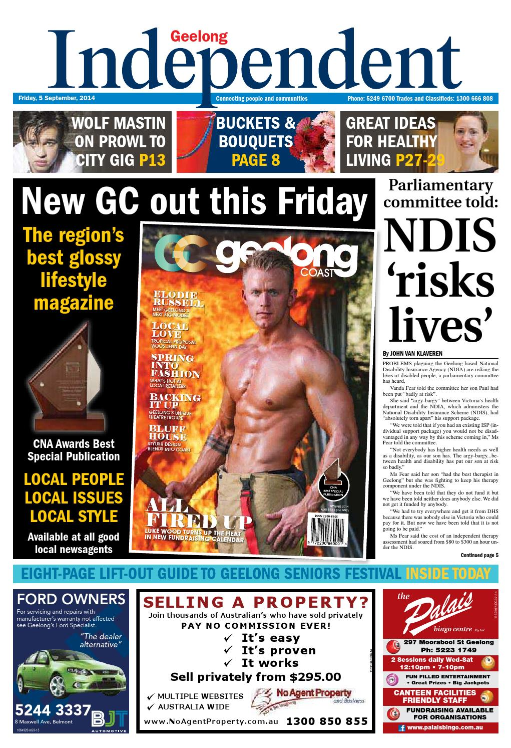 Geelong Independent 05th September 2014 By Star News Group Issuu