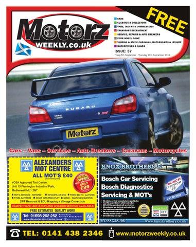 58e40629fa Issue 057 by Motorz Weekly - issuu