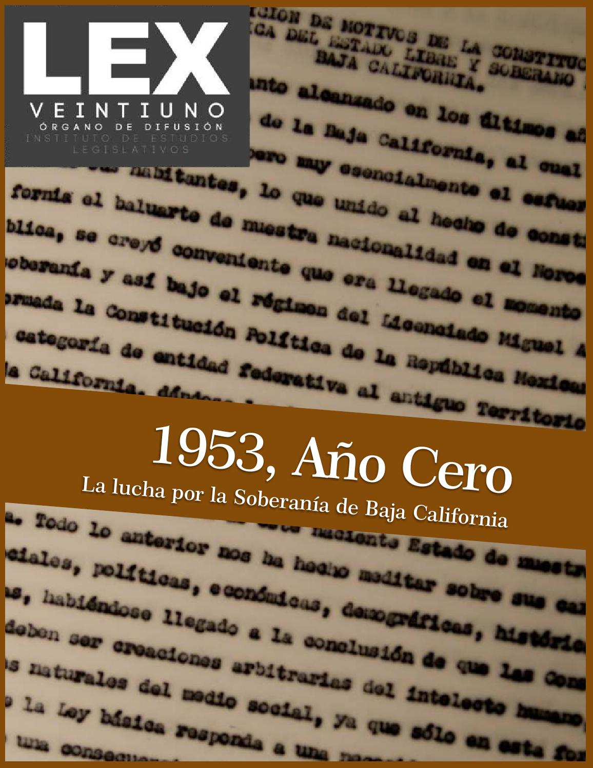 1953, Año Cero by ielbc - issuu
