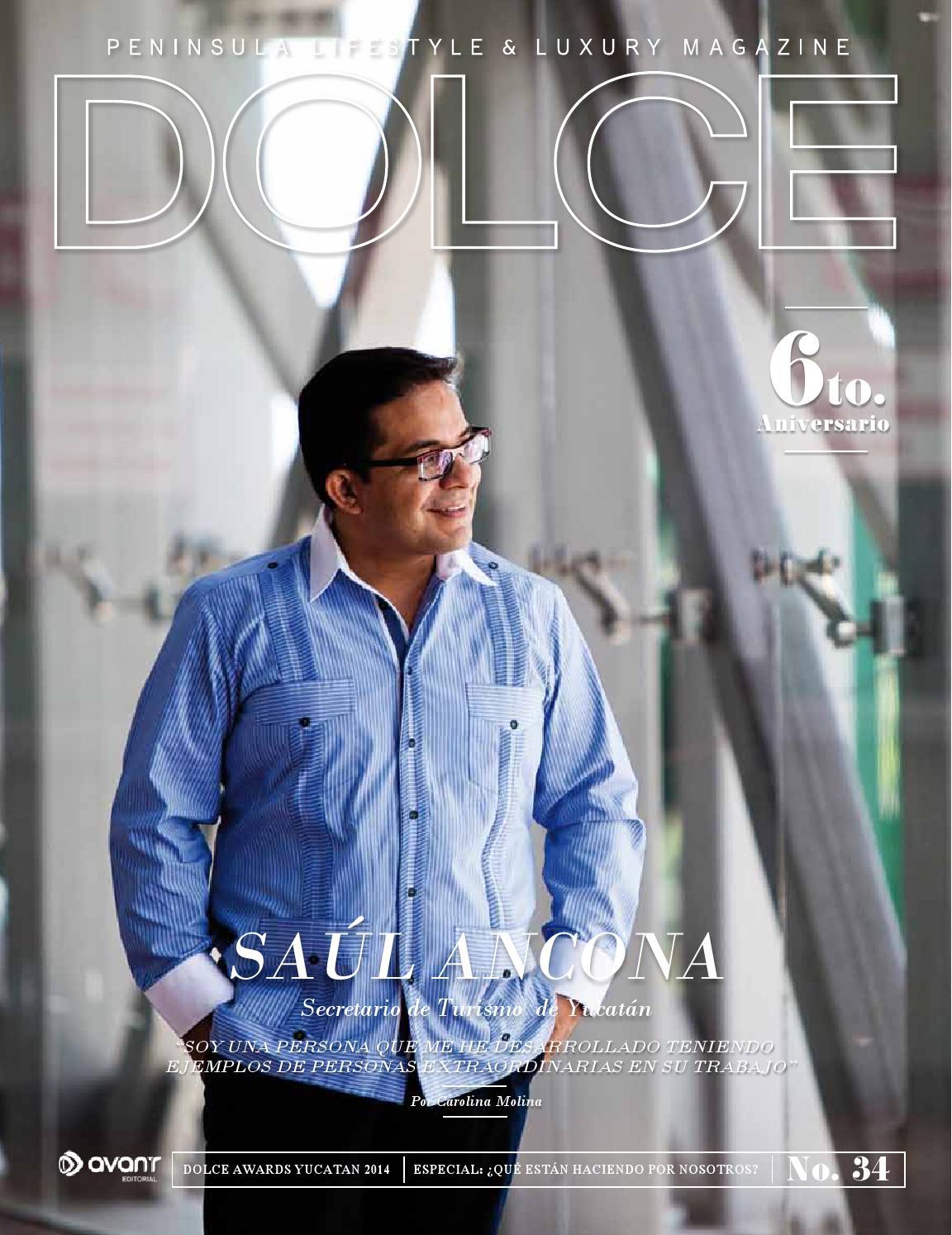 DOLCE magazine No.34 / 2014 \