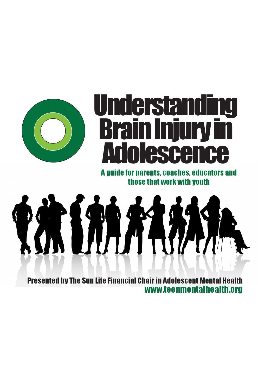 Understanding Brain Injury in Adolescence by TeenMentalHealth   issuu