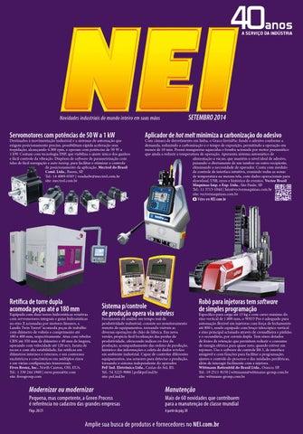 Revista NEI - Edição setembro 14 by Revista NEI - issuu eadd69845a