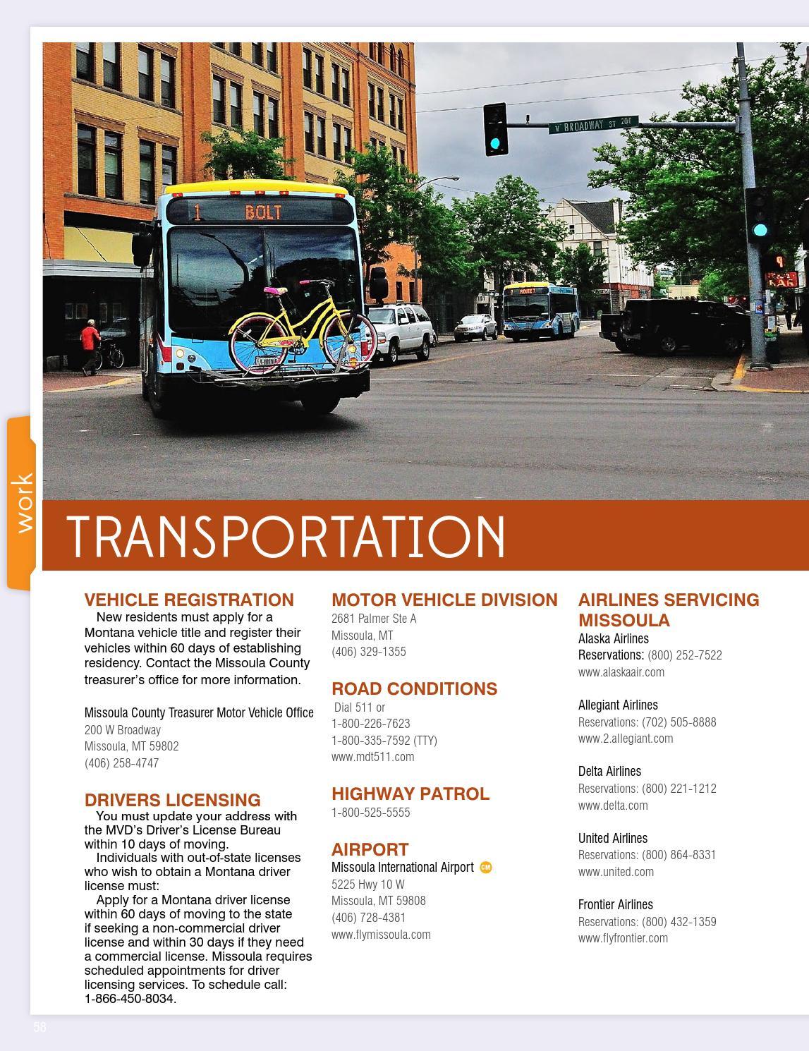 Missoula Relocation Guide - 2014 by Missoulian - issuu