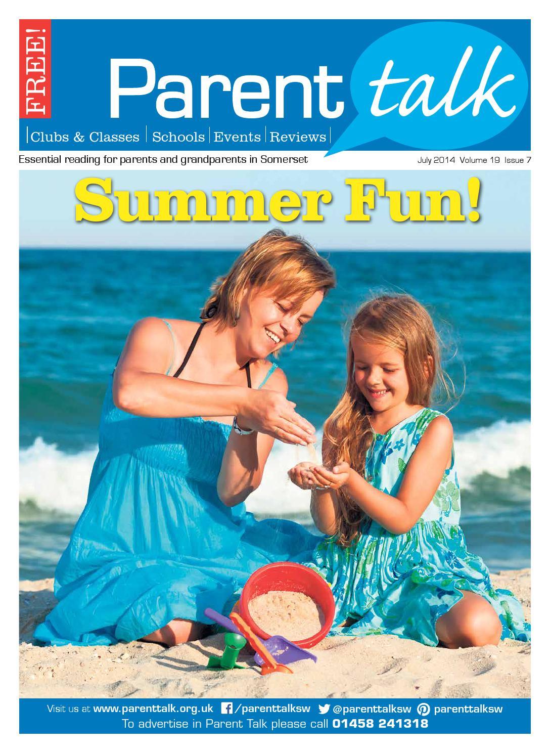 Parent Talk Summer 2014 by Parent Talk - issuu