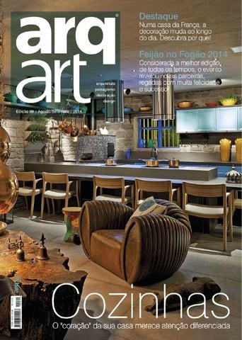 eb9c0dba0 Arqart 99 by Revista ARQART - issuu