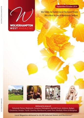 2527e3986 Wolverhampton West Magazine September/October Edition 2014 by ...
