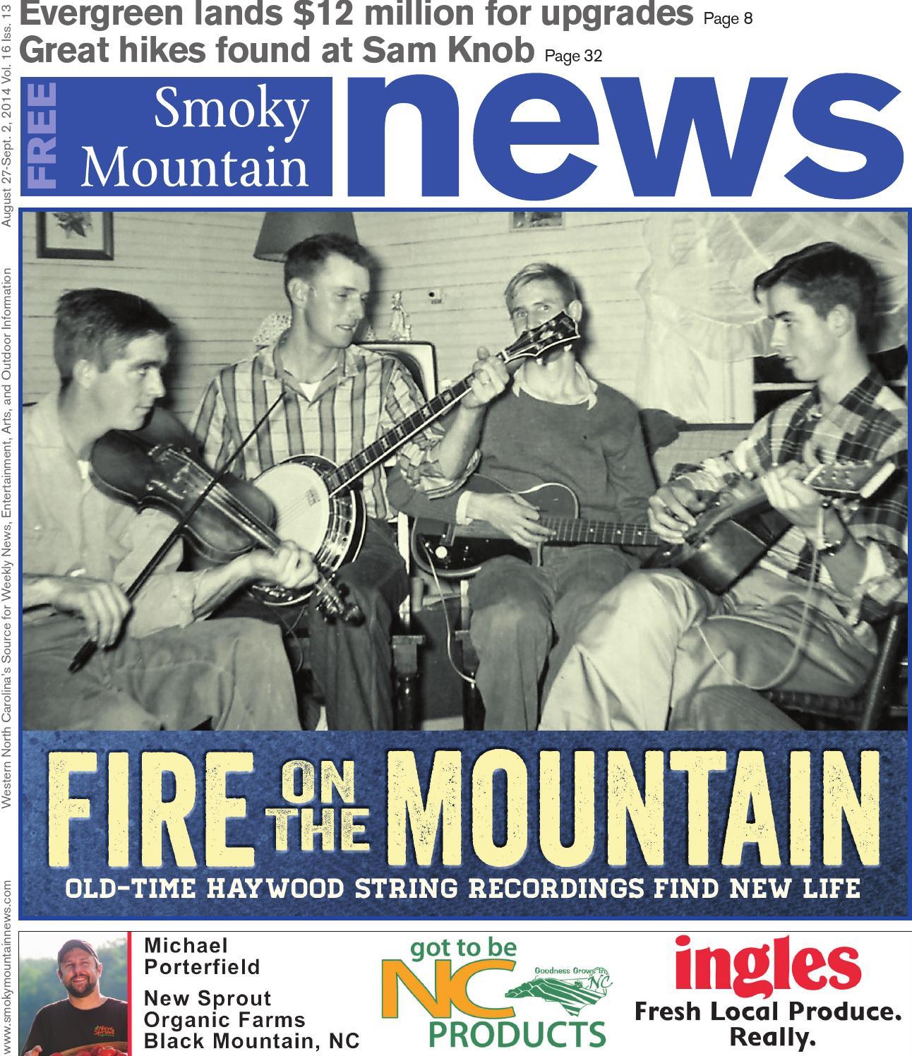 83e87fe9820 SMN 08 27 14 by Smoky Mountain News - issuu
