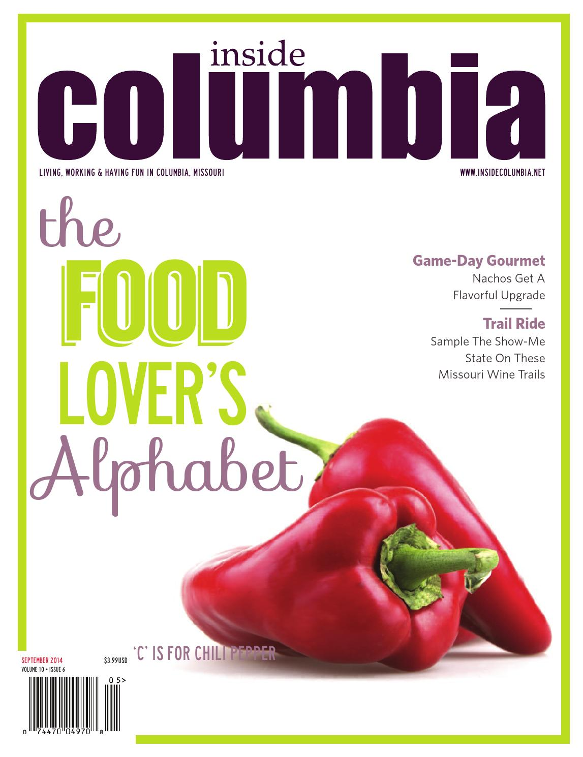 Inside Columbia Magazine September 2014 by Inside Columbia Magazine ...