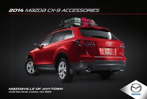 Bob Smith Motors >> Mazda Genuine Accessories By Bob Smith Motors Issuu