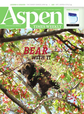 Atw 090414 By Aspen Times Weekly Issuu