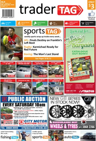 4a3abb6c09 TraderTAG - Queensland - Edition 36 2014 by TraderTAG Design - issuu