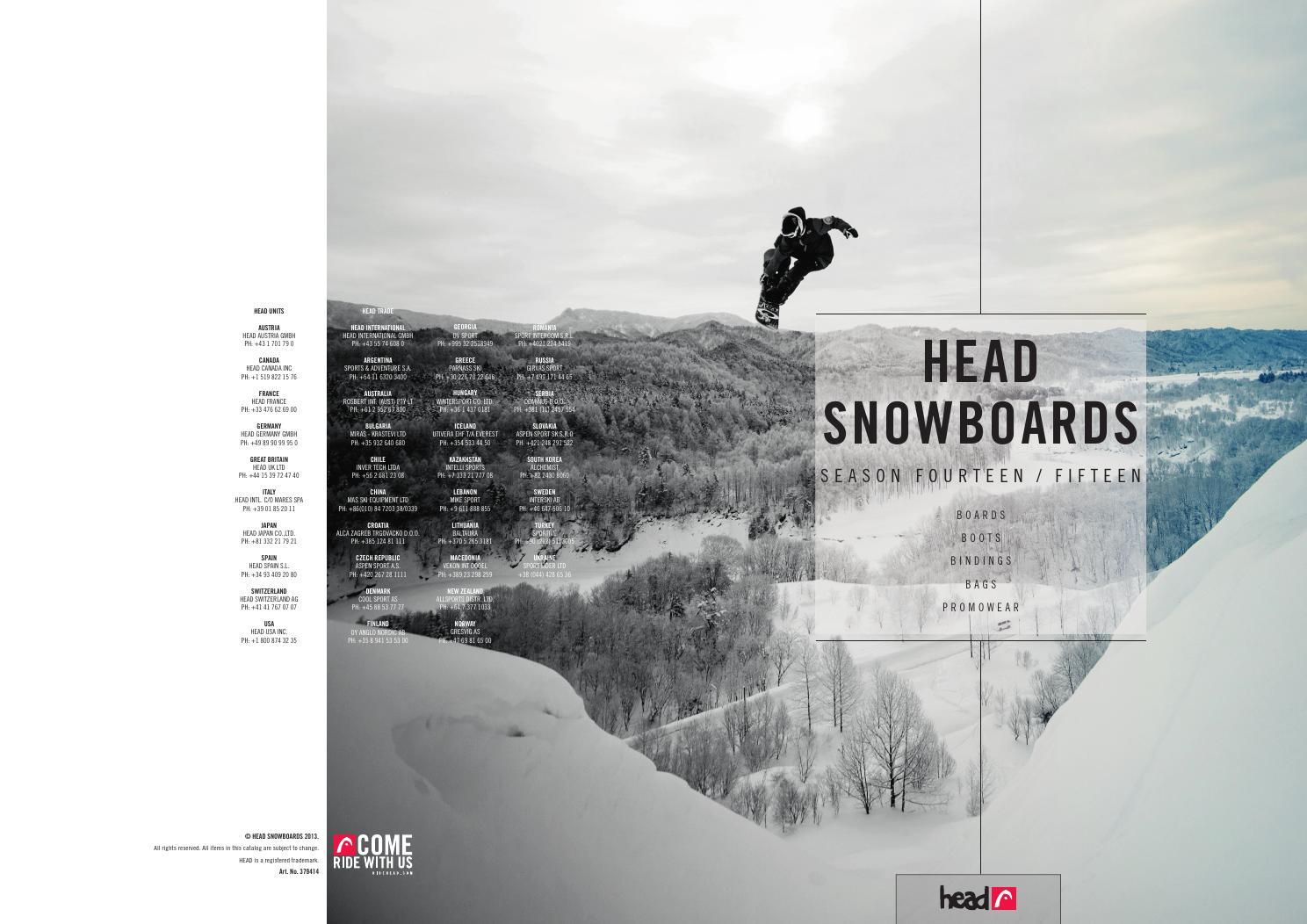 e00e5b87e2 Head catalogue 1415 en by snowboardscatalog - issuu