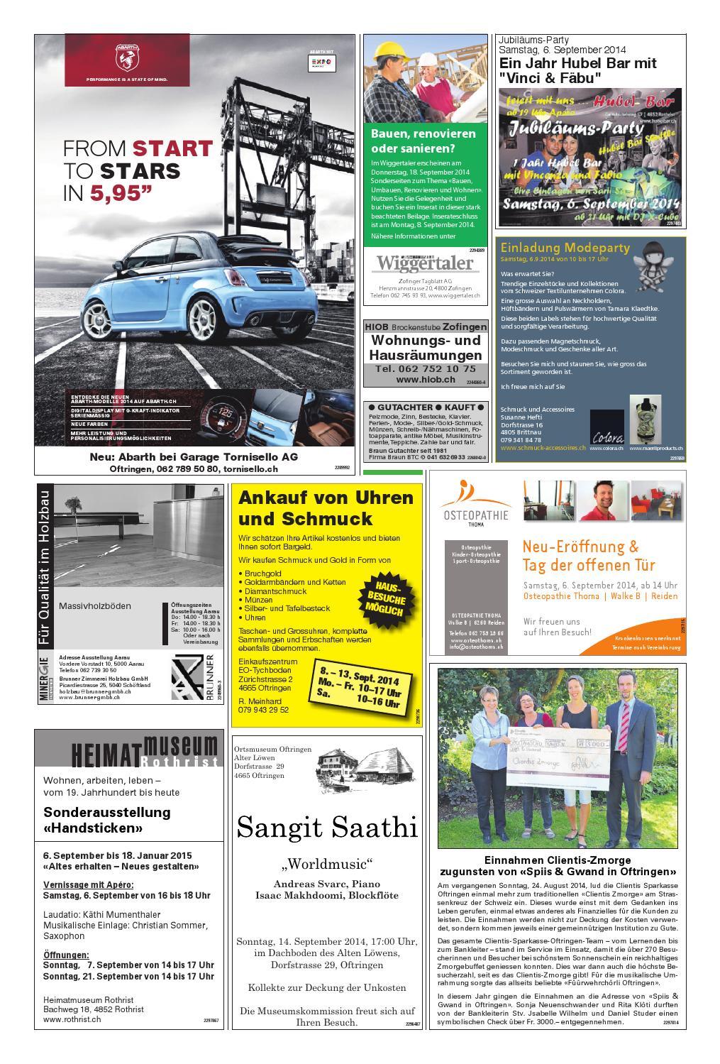 Wiggertaler 36/14 by ZT Medien AG - issuu