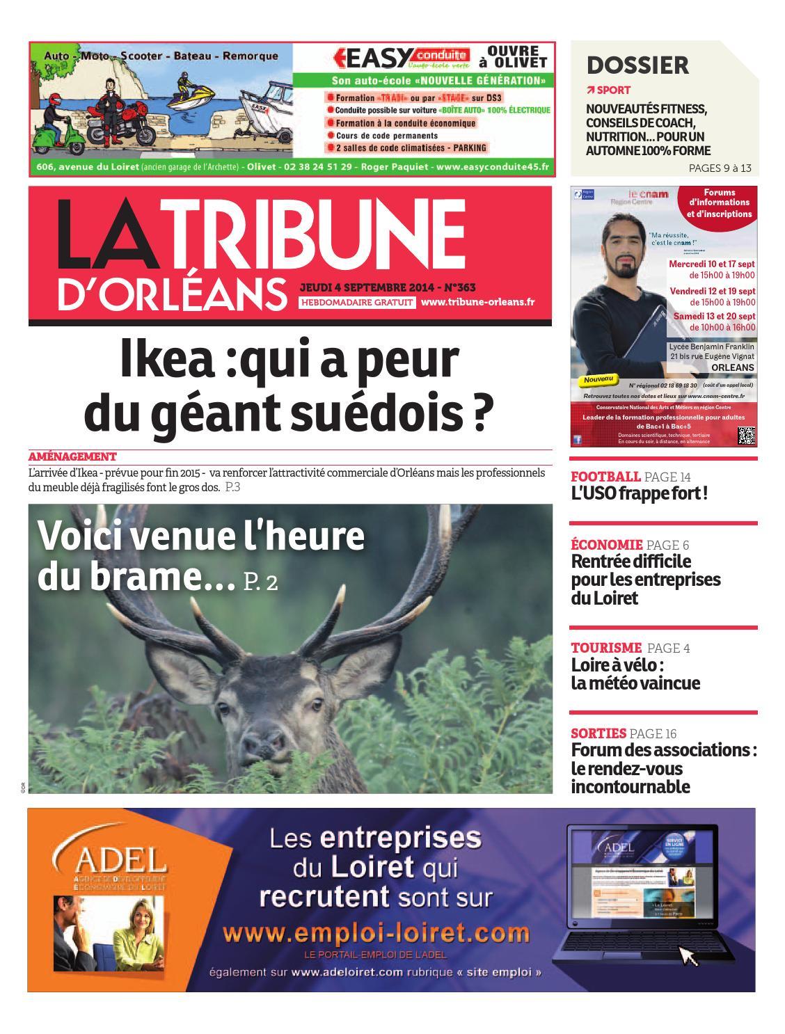 Envia Cuisine Fleury Les Aubrais la tribune d'orléans n°363la tribune d'orléans - issuu