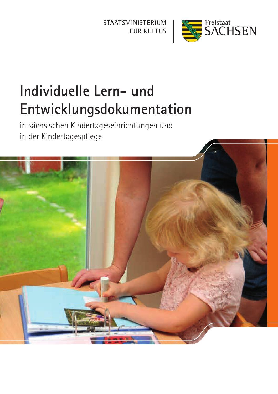 Individuelle Lern- und Entwicklungsdokumentation by Freistaat ...
