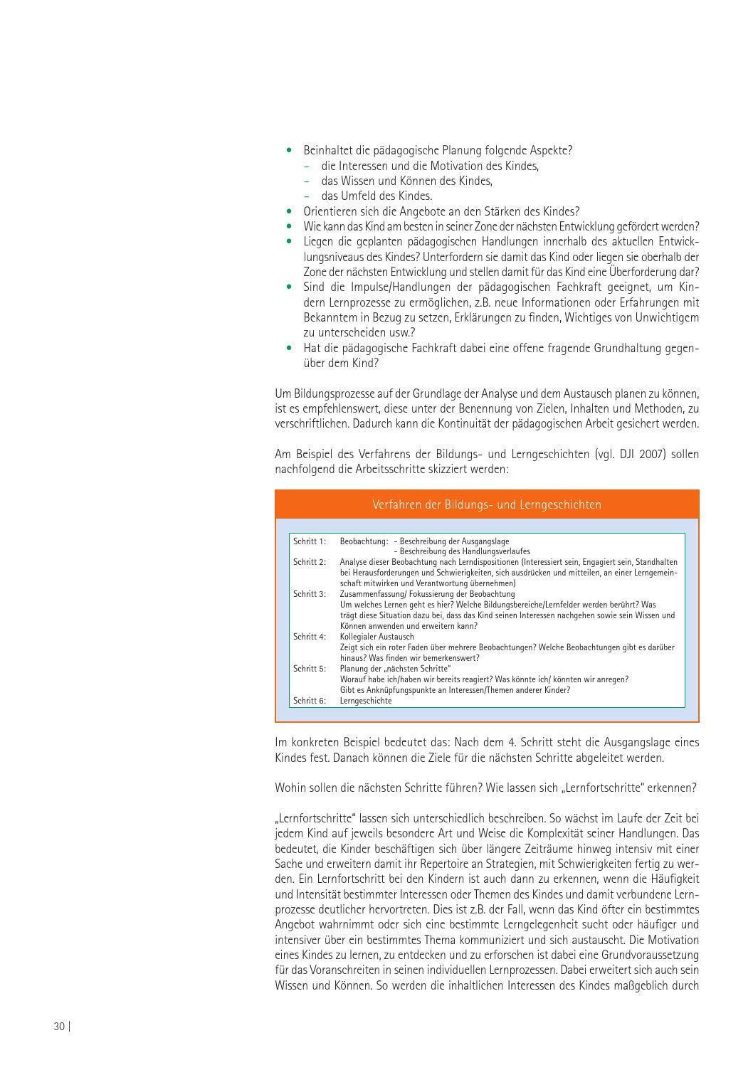 Individuelle Lern Und Entwicklungsdokumentation By Freistaat Sachsen Issuu