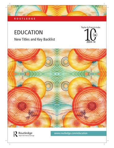 Education 2013 14 by routledge issuu page 1 fandeluxe Gallery