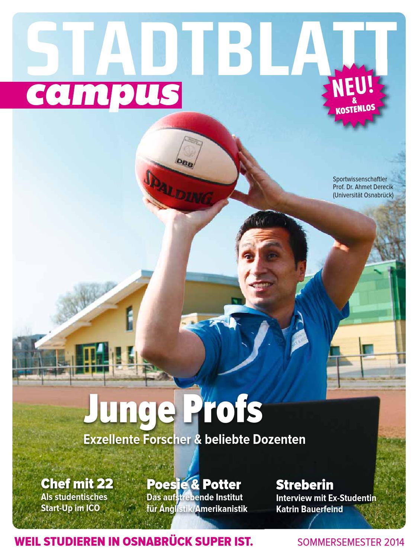 STADTBLATT Campus 2014 1 by bvw werbeagentur - issuu