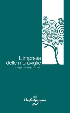b5f280df8319da L'impresa delle meraviglie - I Edizione - 2013 by Confartigianato ...