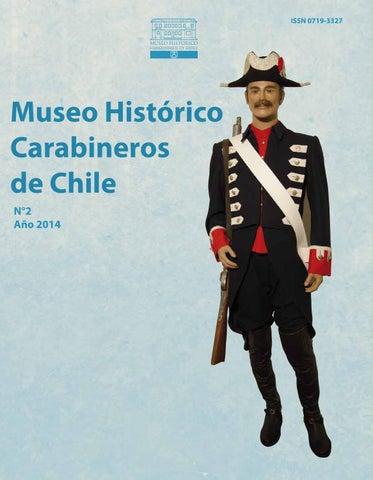 46b9d78a3ce11 Revista Museo Histórico de Carabineros de Chile 2014 by Museo ...
