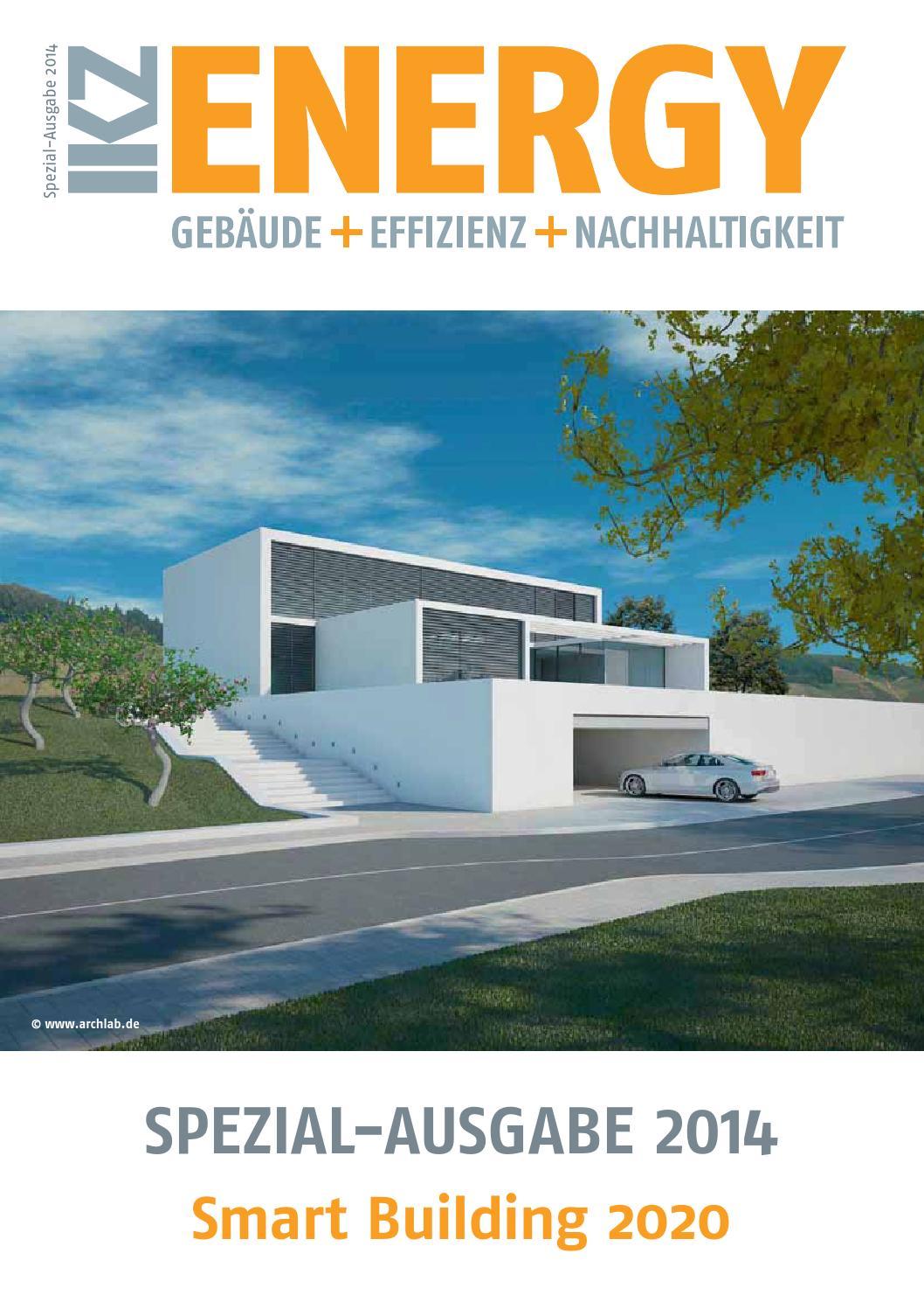 IKZ ENERGY SPEZIAL Smart Building by strobelverlag - issuu
