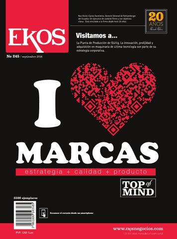 half off 9e4f8 e6edb Revisa Ekos - Top Marcas by Ekos - issuu