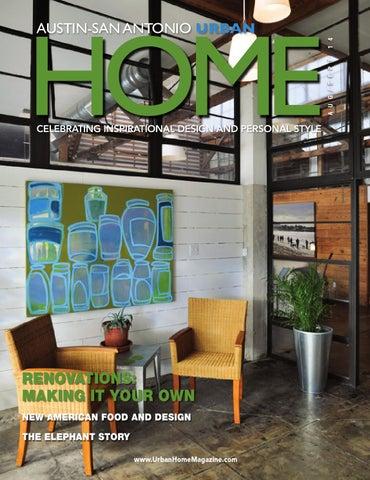Urban Home Austin-San Antonio August/September 2014