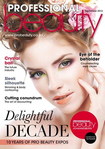 f4be1985dbe Pro beauty September 2014 by Professional Beauty SA - issuu
