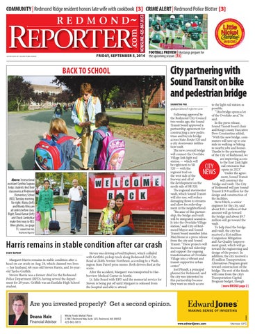 Redmond Reporter, September 05, 2014 by Sound Publishing - issuu