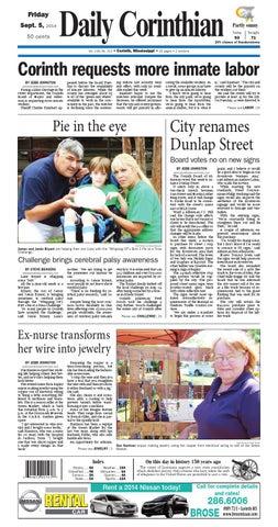 090514 Daily Corinthian E Edition By Daily Corinthian Issuu