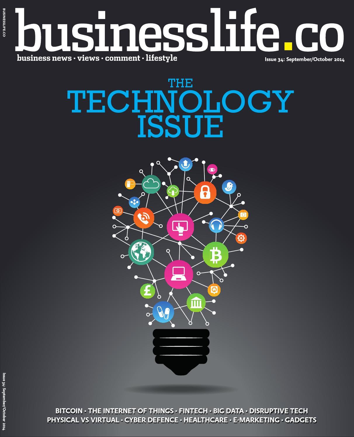 businesslife co Issue 34 September/October 2014 by BL