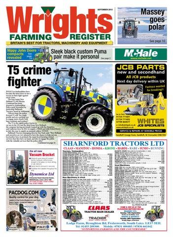 Wrights Farming Register - September 2014 Full edition