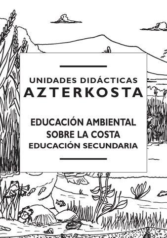 Azterkosta Educación secundaria by Ingurumena EJGV - issuu