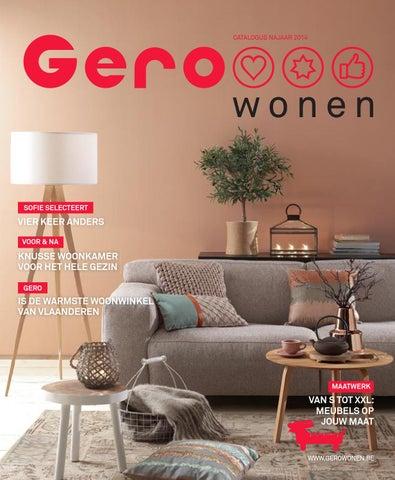 Gero wonen catalogus najaar 2014 by Gero Wonen - issuu