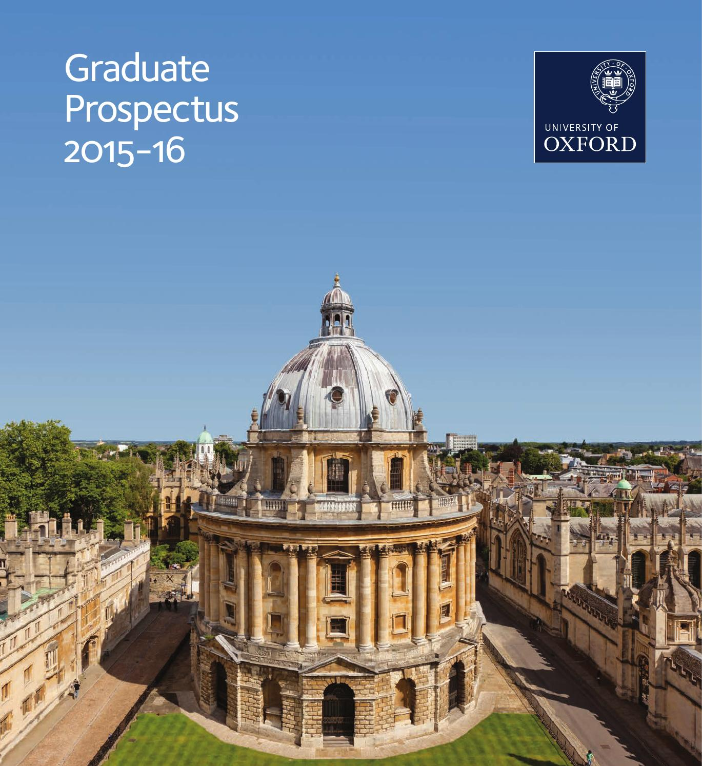 Cv examples oxford university for Oxford university cv template