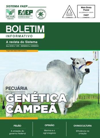 Boletim Informativo FAEP  1274 by Sistema FAEP - issuu ddfc163a24f